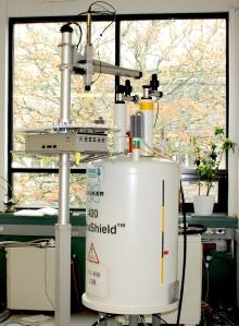High Resolution NMR Spectroscopy | UBC Chemistry