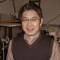 Headshot of Prof. Taka Momose
